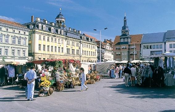Eisenach Markt